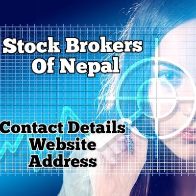 Stock Brokers of Nepal: Detail Contacts